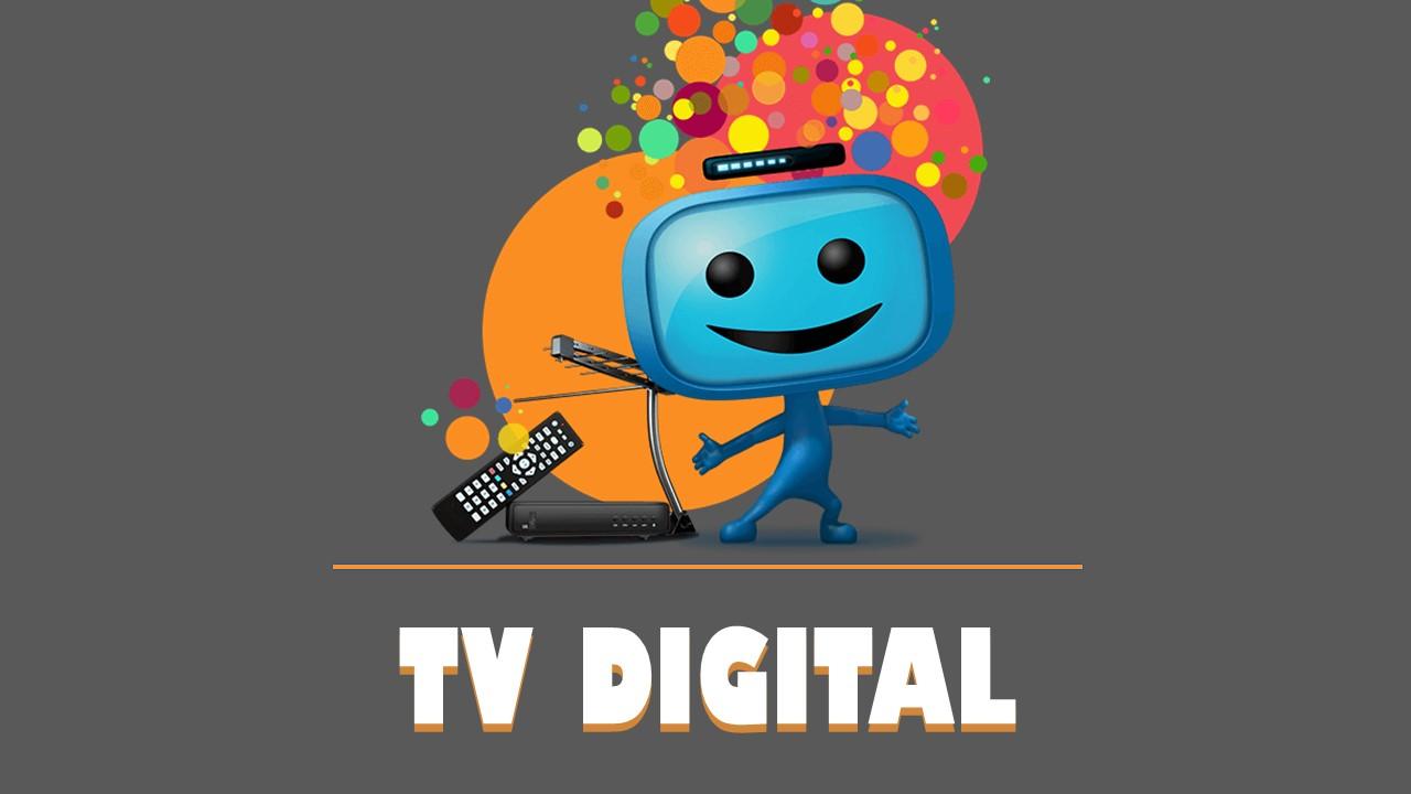 TV digital chegará a 100% dos lares brasileiros até 2023