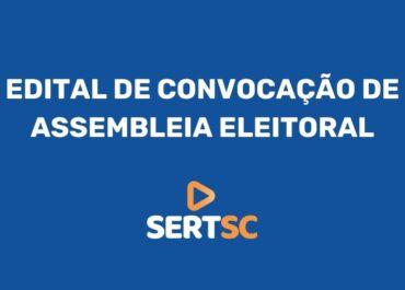 EDITAL DE CONVOCAÇÃO DE ASSEMBLEIA ELEITORAL