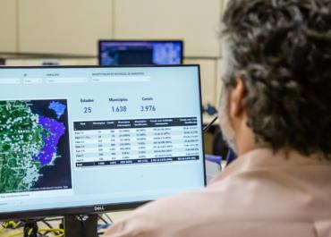 MCom apresenta painel com evolução do programa Digitaliza Brasil
